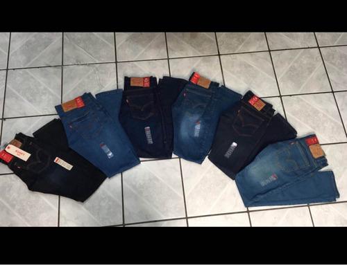 Paquete De 3 Pantalones Levis Para Caballero Mod 511 Mercado Libre