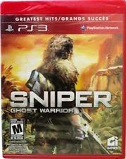 Sniper: Ghost Warrior Greatest Hits - Ps3 - Mídia Física Nf