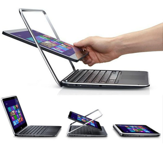 Notebook Ultra Book Dell Xps 12 I5 Touch-screen