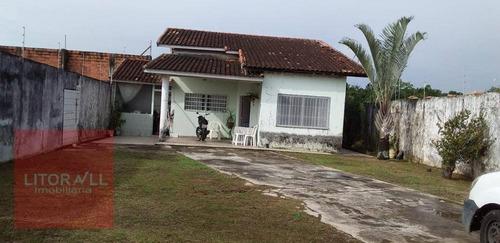 Imagem 1 de 20 de Casa Com 2 Dormitórios À Venda, 110 M² Por R$ 290.000,00 - Jardim Cibratel Ii - Itanhaém/sp - Ca1521