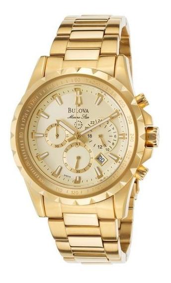 Relógio Bulova Masculino Wb30864x Cronógrafo Original