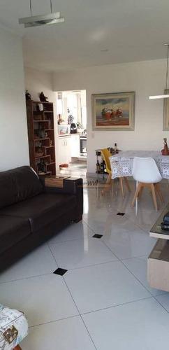 Apartamento À Venda, 82 M² Por R$ 600.000,00 - Vila Mazzei - São Paulo/sp - Ap3006