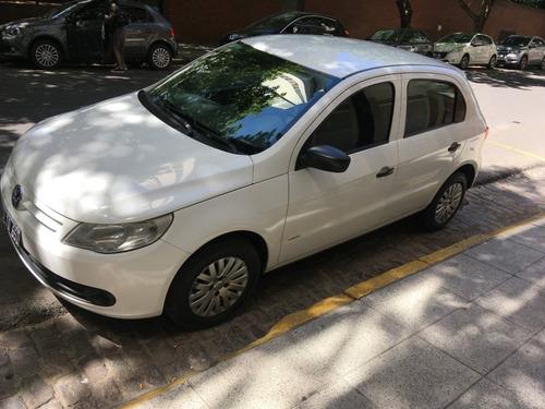 Volkswagen Gol Trend 1.6 Pack I 101cv 5 Puertas 2012