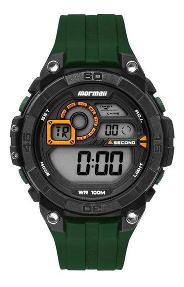 Relógio Mormaii Masculino Esportivo Wave Mo2019ab/8v