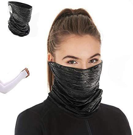 Cara Protección Uv Bragas De Cuello De La Bufanda Del Pañuel