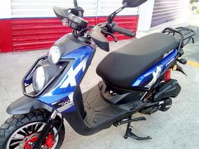 Motoneta Jiajue Cross I, 150cc, 2019.