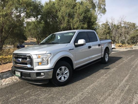 Ford Lobo Xlt 2016 Cuatro Puertas