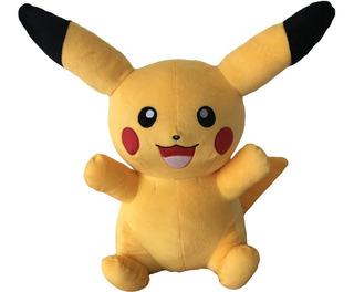 Peluche Pikachu Pokemon 50 Cm Reales, Gigante! San Valentin