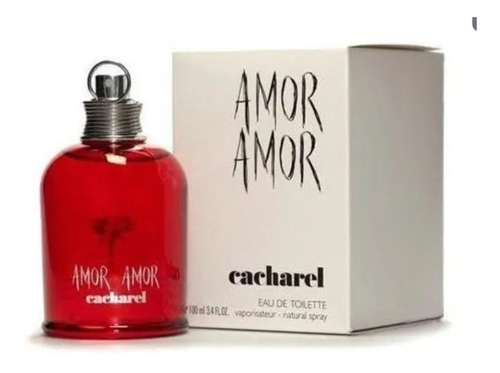 Perfume Amor Amor De Cacharel Tester 100 Ml