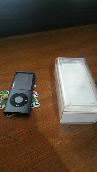 iPod Nano 4a Geração 8 Gb Com A Caixa Original
