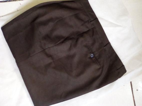 Pantalon De Vestir Talla Grande 46 100% Nuevo