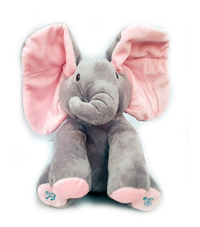 Elefante Trompita Canta Y Juega Con Vos
