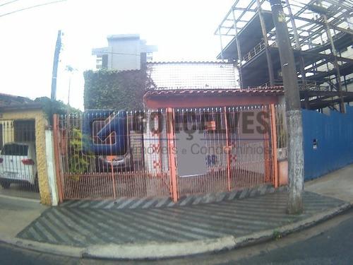 Venda Casa Sao Bernardo Do Campo Centro Ref: 104523 - 1033-1-104523