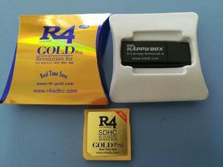 R4 Gold 2019 +juegos / Envio Gratis