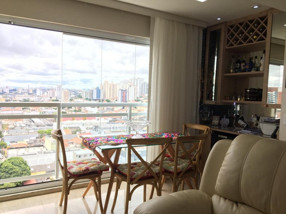 Apartamento Com 3 Dormitórios À Venda, 90 M² - Cerâmica - São Caetano Do Sul/sp - Ap63014