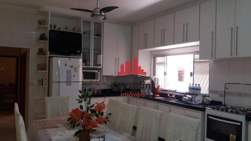 Imagem 1 de 26 de Casa Com 2 Dormitórios À Venda, 135 M² Por R$ 355.000 - Parque Residencial Jaguari - Americana/sp - Ca2436