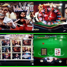 Mr Vegas Acumulado Programado