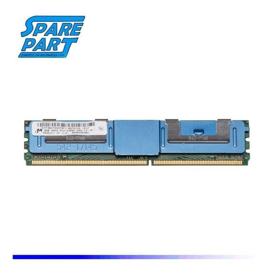 32gb Memoria Pc2-5300f Dell Poweredge 1950 2950 R900 Nfe