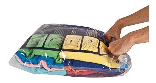 Conjunto Travelon De 2 Bolsas De Embalaje De Compresion Tran