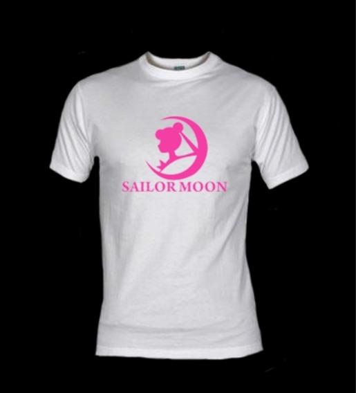Playera Anime De Sailor Moon Al 3x2