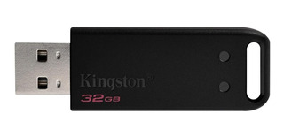 Memoria USB Kingston DataTraveler 20 32GB negro