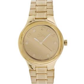 Relógio Allora Feminino Al2035bj/4d