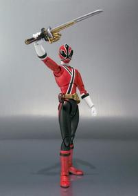 Figura Power Rangers S.h Figuarts Shinken Red