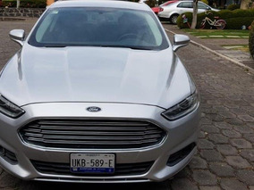 Ford Fusion 2.0 Se Luxury Mt
