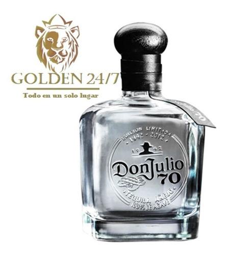 Tequila Don Julio 70 Años Añejo 750ml +envio