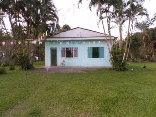 Ótima Chácara, 2 Dormitórios, Em Itanhaém
