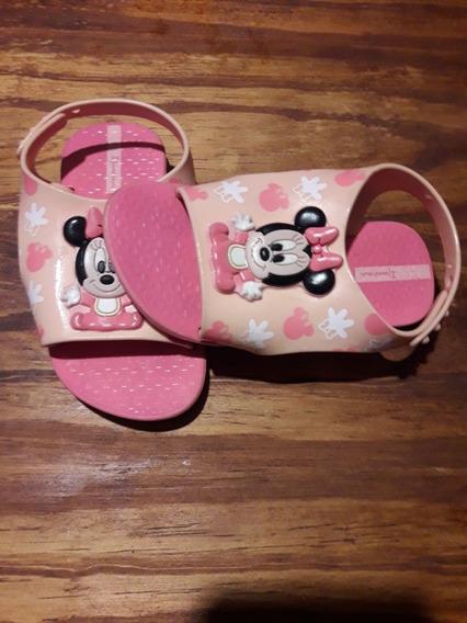 Sandalias Ipanema Minnie Disney