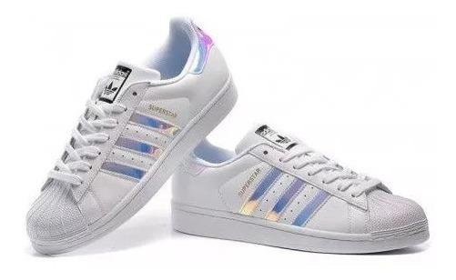 Tênis adidas Superstar Original Feminino Masculino Liquida