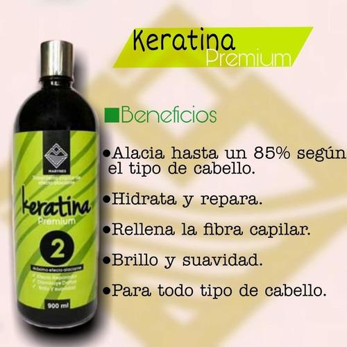 Imagen 1 de 3 de Keratina Premium