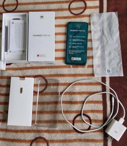 Celular Huawei P40 Lite Verde 128gb