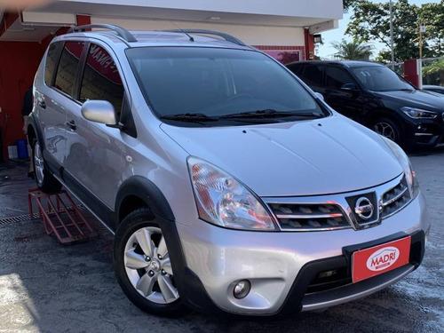 Imagem 1 de 9 de  Nissan Livina X-gear Sl/x-gear 1.8 16v