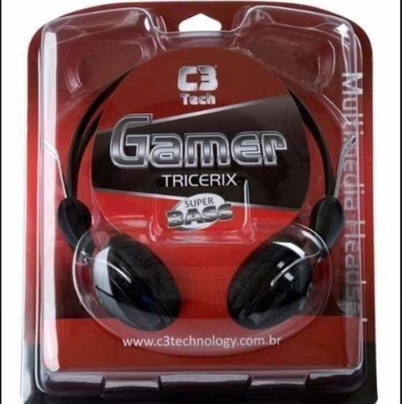 Hit 40 Headphones Tricerix M2280erc C3tech Novo Blister 0km