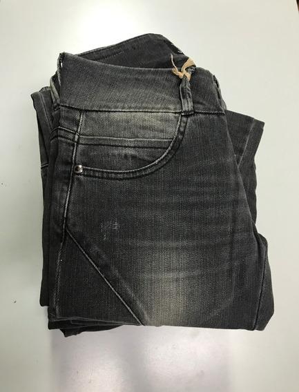 Pantalón De Jeans Black