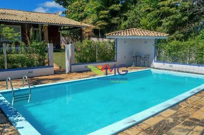 Chácara Com 3 Dormitórios À Venda, 1600 M² Por R$ 530.000 - Vale Do Atibaia I - Piracaia/sp. - Ch0128