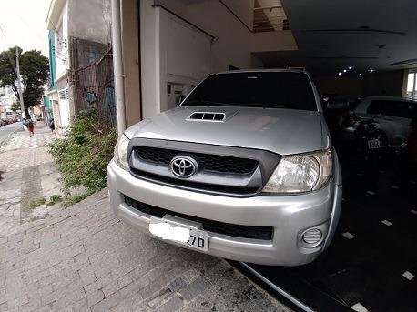 Toyota Hilux 3.0 Sr Cab. Dupla D4d 4x4 2011