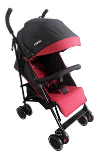 Carriola De Baston Infanti Vento Reclinable Ligera Compacta