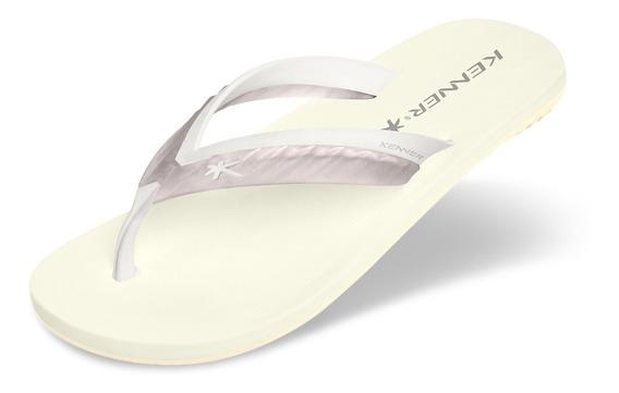 Sandália Kenner Acqua Glass Original - Preto