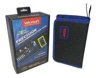 Kit Yaxun Profesional Yx-6019a 67 Piezas Valija Precision