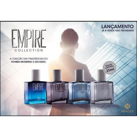 Kit Min Empire Hinode C/ 4 Unidades
