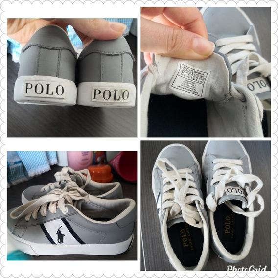 Zapatos Niño Marca Polo Ralph Lauren