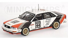 Audi V8 Quattro Dtm 1990 1/18 Minichamps