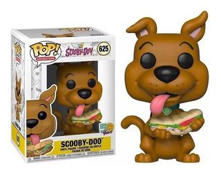 Combo Shaggy Y Scooby Doo 625 626 Funko Pop Nuevos! Oferta!
