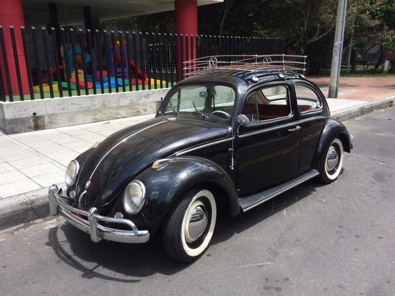 Vw Beetle 1960 Negro