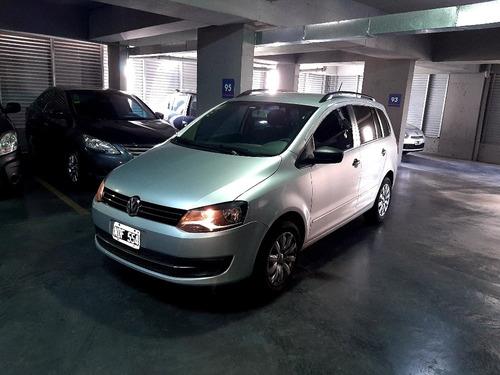 Volkswagen Suran 1.6 Comfortline 101cv Ab 2013