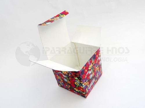 Caja Para Taza De Cartón Para Sublimar - X15