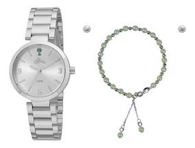 Relógio Allora Feminino Al2036fid/k3k